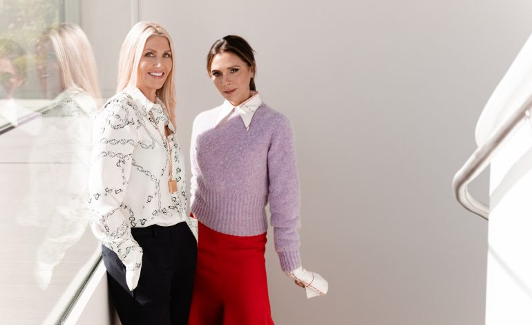 Victoria Beckham Beauty debutta in Cina