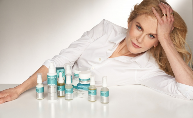 Nicole Kidman collabora con Sera Labs