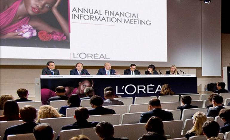 L'Oréal Group avanza a due cifre nel 2015