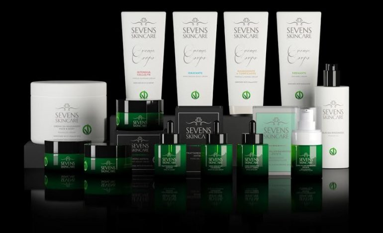 Certificazione vegan per Sevens Skincare