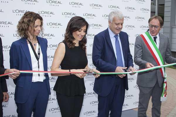 Lo stabilimento di L'Oréal Italia è a emissioni zero