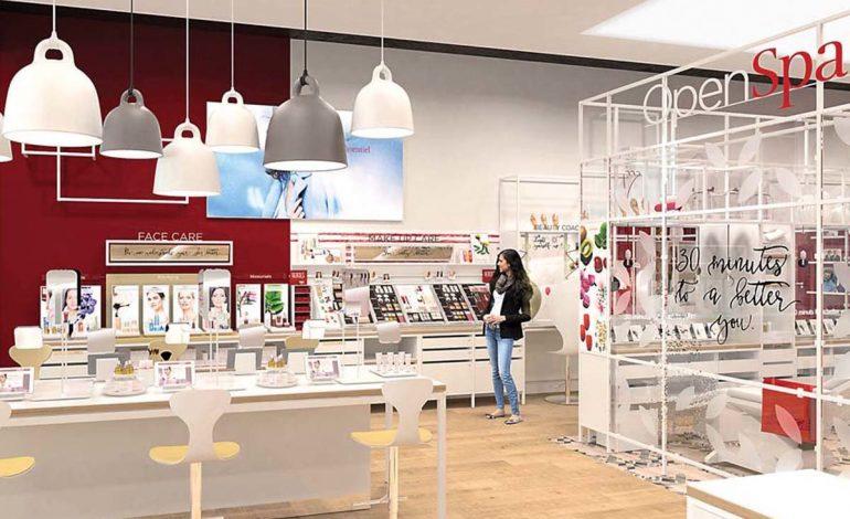 Clarins, nuova apertura al King of Prussia Mall