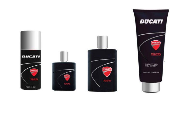 Ducati si profuma con Diamond International
