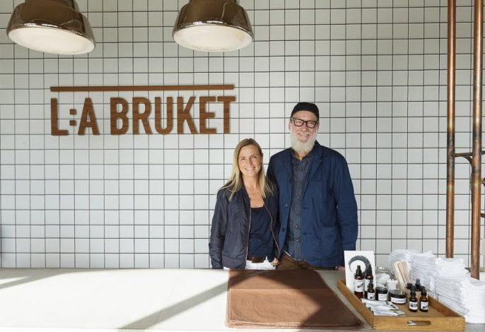 Arriva dalla Svezia la bellezza green di L:A Bruket