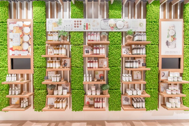L'Oréal lancia Salon Emotion Green