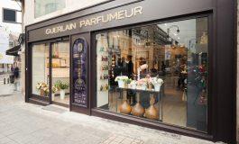 Guerlain, nuova boutique a Bruxelles