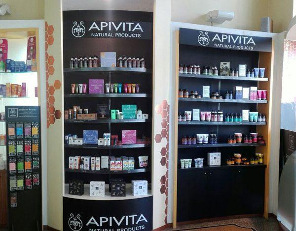 Apivita in 500 farmacie italiane