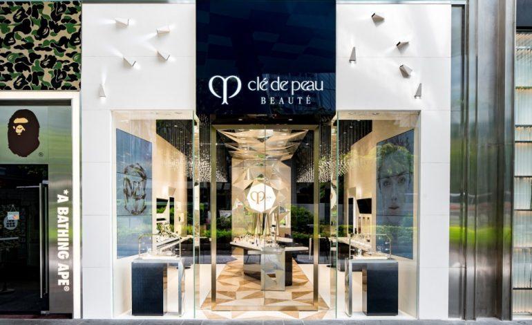 Clé de Peau Beauté apre un flagship a Singapore