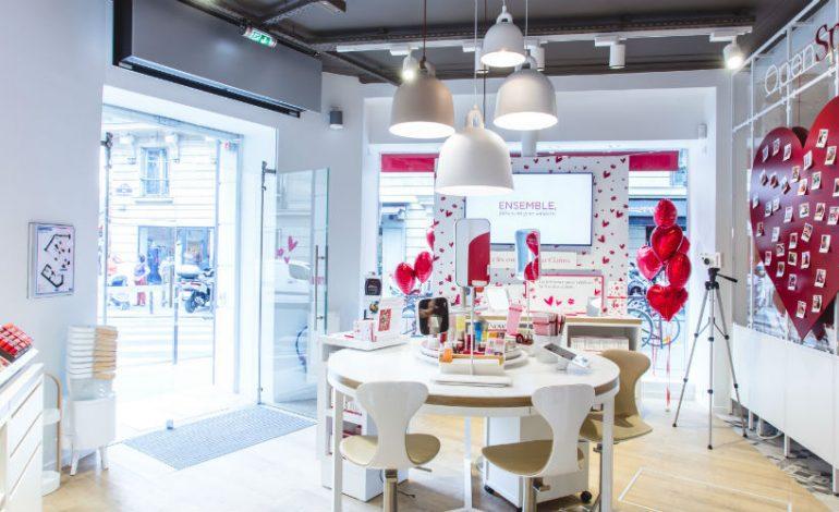 Clarins, nuovo concept store a Parigi