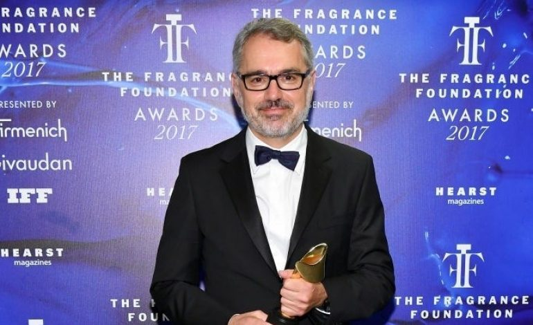 Marc Puig premiato dalla Fragrance Foundation