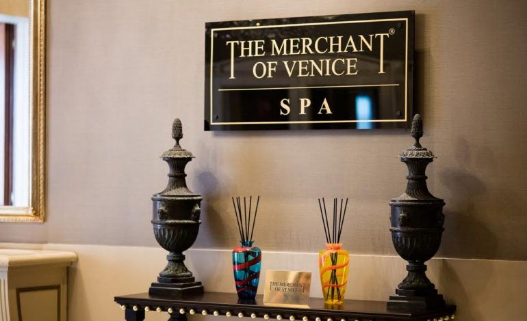 Apre la prima The Merchant of Venice spa