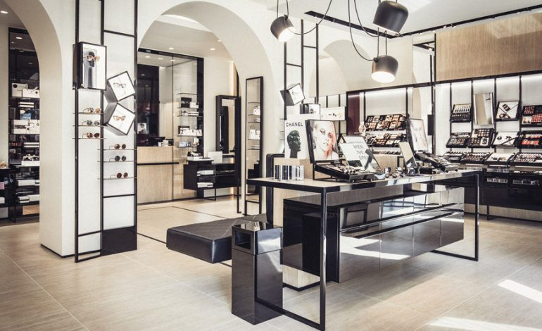 Chanel, nuovo beauty store a Nizza