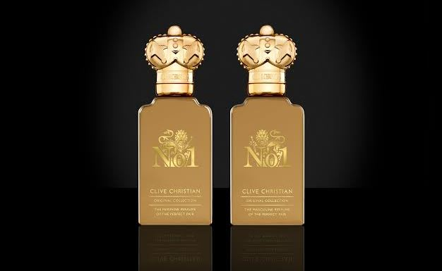 A Nichebox il 100% di Clive Christian Perfume