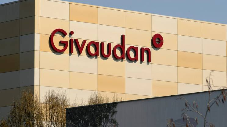 Givaudan, ricavi in crescita del 6,8% nei nove mesi
