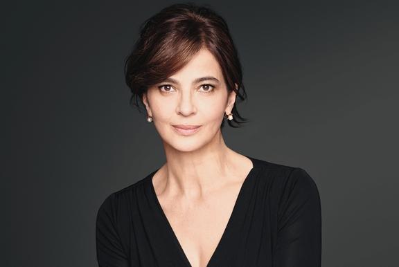 Laura Morante testimonial di Lierac Premium