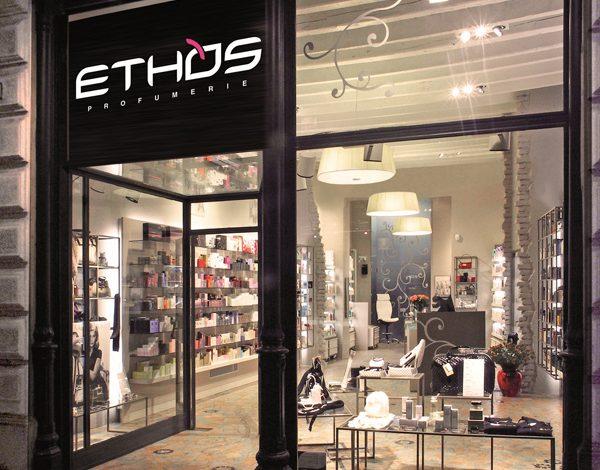 Ethos aggrega 4 nuove profumerie