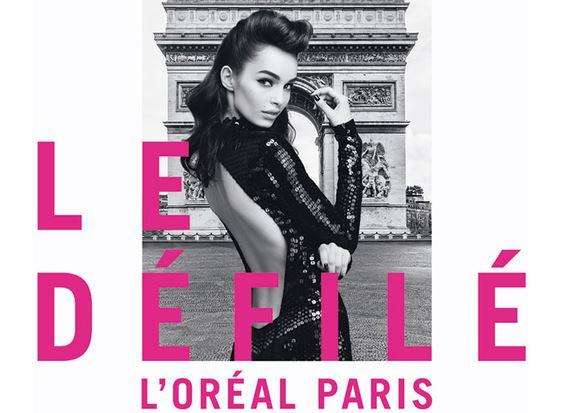 L'Oréal lancia il nuovo concetto di sfilata beauty-fashion