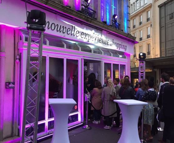Qvc apre pop-up a Parigi