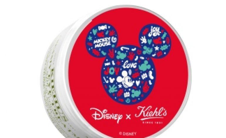 Kiehl's fa una capsule insieme a Mickey Mouse