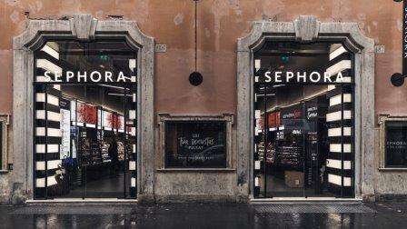 Apre a Roma il più innovativo store Sephora