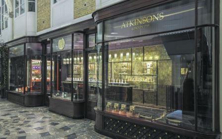 Atkinsons, il rilancio parte da Londra