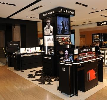 Givenchy Parfums apre in Rinascente Roma