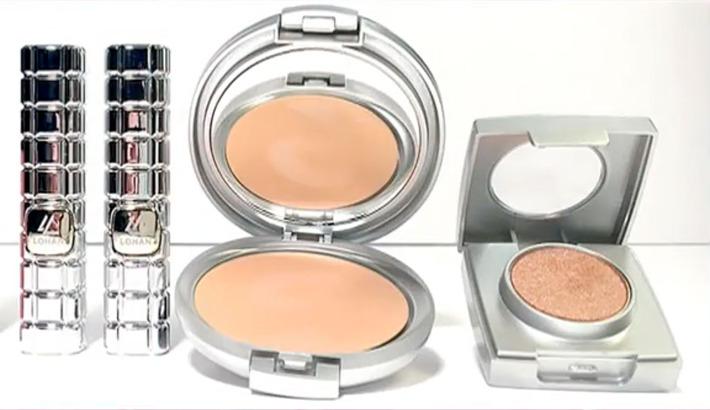Lindsay Lohan debutta nel make-up