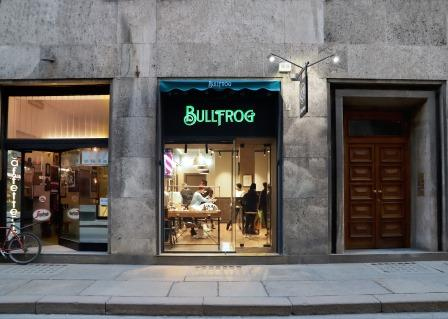Bullfrog apre a Torino