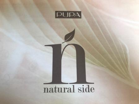 Pupa, il 2018 sarà 'natural side'