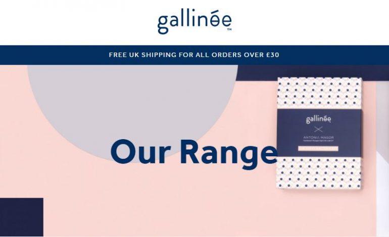 Unilever Venterus investe in Gallinée