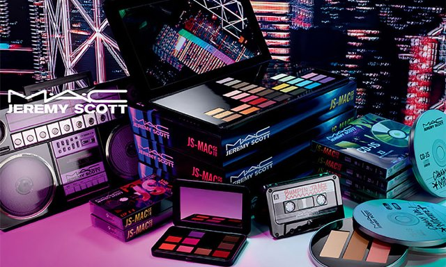 Mac, nuova limited edition con Jeremy Scott