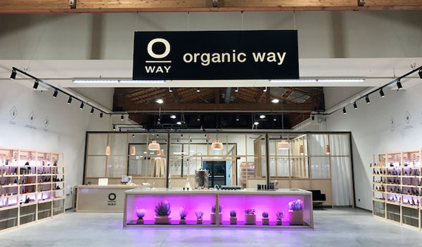 Oway crea un salone sostenibile a Fico