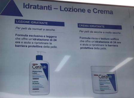 L'Oréal porta in Italia il marchio CeraVe