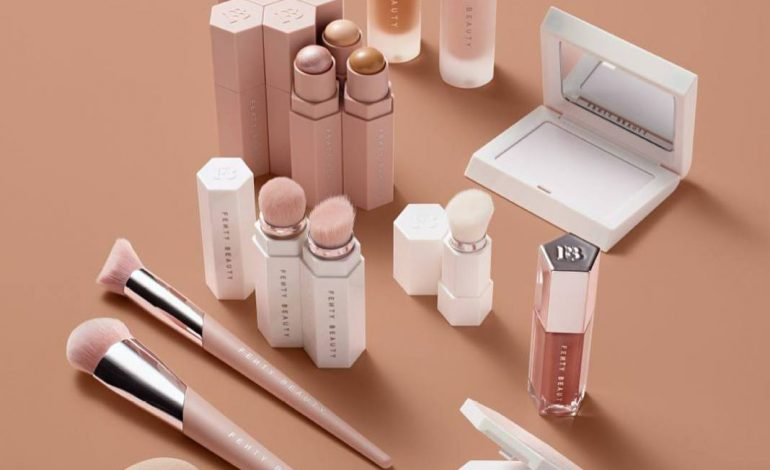 Fenty Beauty sbarca in Cina su Tmall