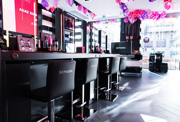 'New Sephora Experience' a Palermo e Torino