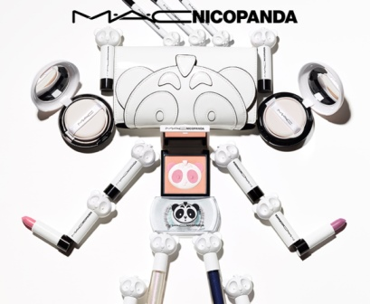 Mac Cosmetics, in arrivo i trucchi con Nicopanda