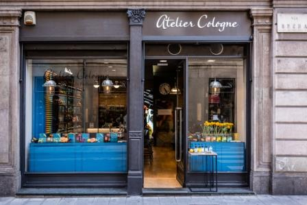 Atelier Cologne apre a Milano