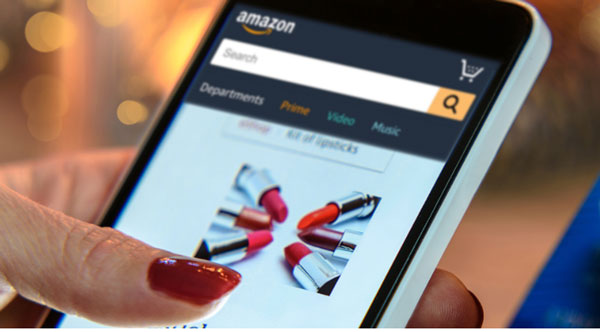 Amazon, cosmetici più venduti dopo i libri