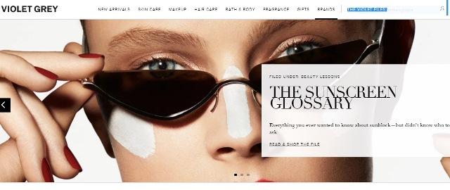 Shiseido compra una quota di Violet Grey
