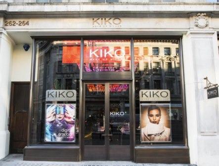 Kiko chiude negozi in UK