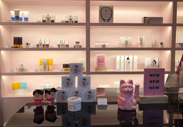 Apre a Milano il primo multimarca di K-Beauty: Miin Cosmetics
