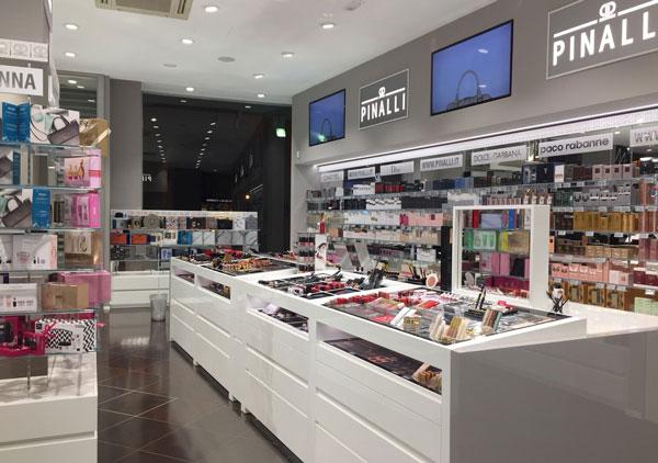 Pinalli inaugura a Parma il 40° negozio