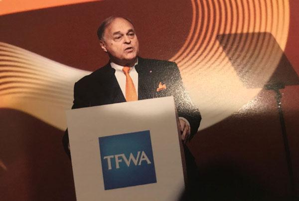 Boom di visitatori all'ultima edizione di TFWA Asia