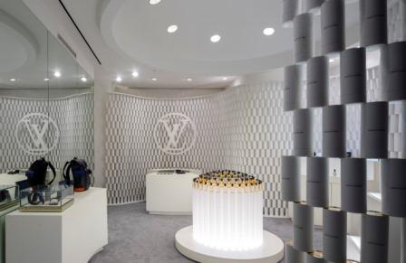 Louis Vuitton, store fragranze a NY