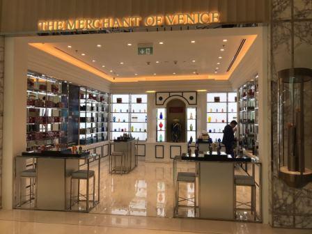 The Merchant of Venice apre negli Emirati Arabi Uniti