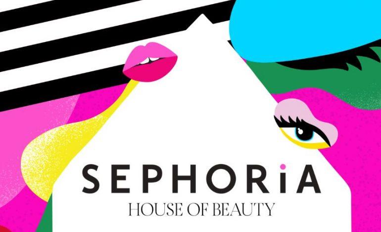 Sephora lancia Sephoria