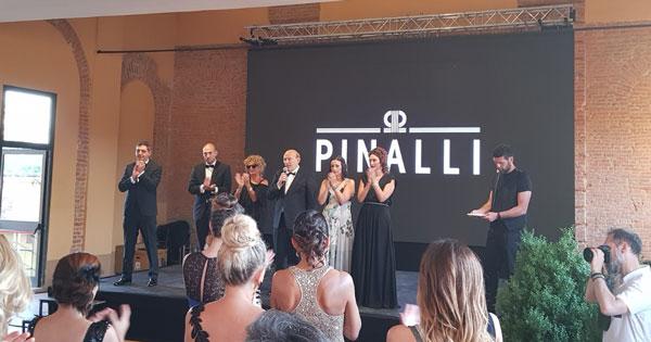 Pinalli passa il testimone a Rossetti
