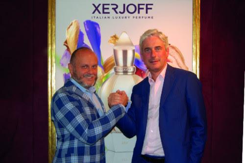 Xerjoff Group arruola Tessitore