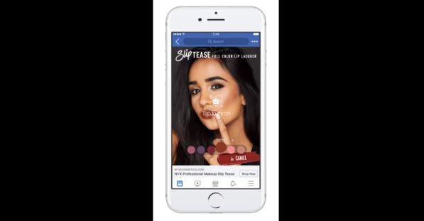 L'Oréal si allea con Facebook