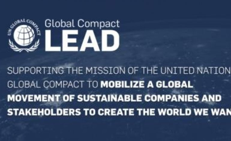 L'Oréal, nel Global Compact Lead delle Nazioni Unite